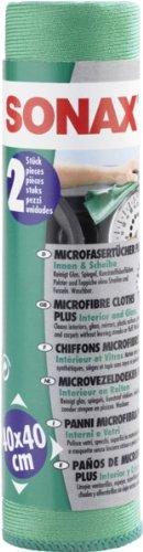 Sonax 416541 Microfiber Cloths Plus