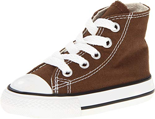 Converse Chuck Taylor All Star Hi Top Chocolate 7p626 Infant