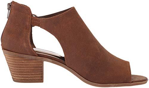 Boot Ankle Carlos by Santana Carlos Cognac Women's Della wxYqg8fZ8