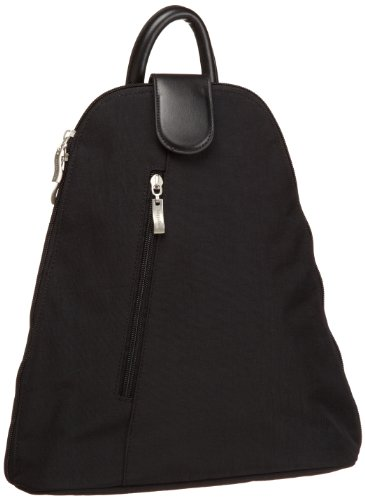 Baggallini Urban Backpack, Black, Bags Central