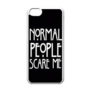 diy phone caseNormal people scare me Wholesale DIY Cell Phone Case Cover for iphone 6 4.7 inch, Normal people scare me iphone 6 4.7 inch Phone Casediy phone case