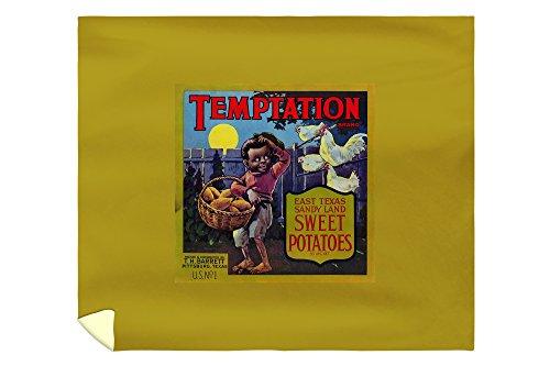 Temptation Yam Label
