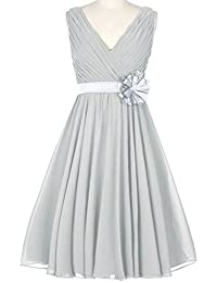 Amazon.com: Silver - Night Out & Cocktail / Dresses: Clothing ...