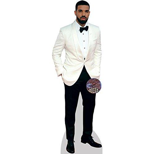 Drake (Bow Tie) Life Size Cutout (Drakes Print Tie)