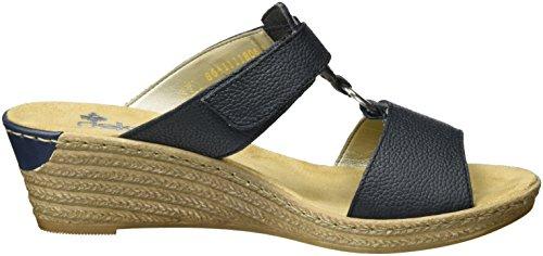 Chaussures Sacs Mules Femme Rieker 62468 et pwq7vTF