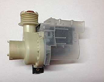 410S0irl0bL._SX342_ amazon com new replacement part frigidaire washer drain pump Askoll Bosch Pumps at n-0.co