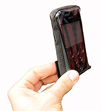 DETECTORCOVERS XP Deus - Funda para Caja de Control con Detector de Metales, 600 Unidades, Color Negro: Amazon.es: Deportes y aire libre