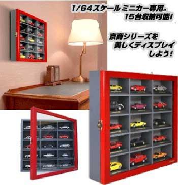 1/64 サークルK・サンクス限定 京商製ミニカー用 ディスプレイケース 02067