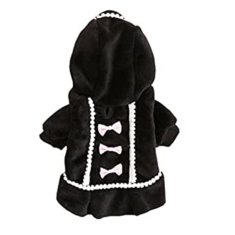 Amazon.com: Puppy Clothes,Neartime Dog Coat Jacket Pet