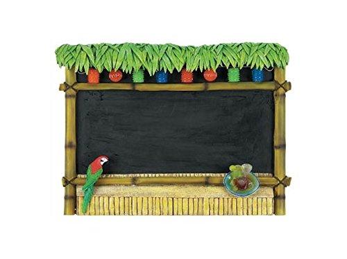 Tiki Bar Chalkboard ()