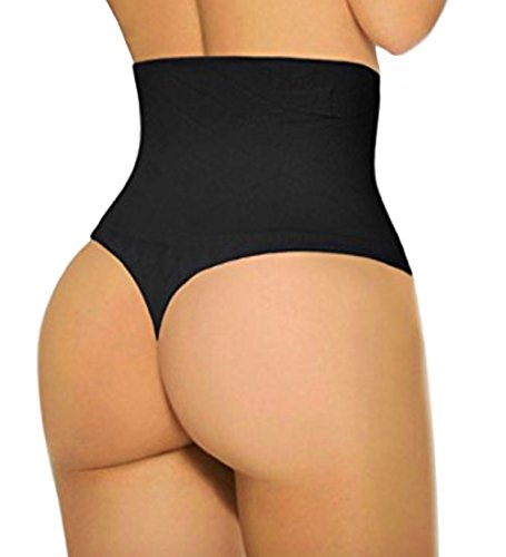 fef991d781259 Jenbou Waist Cincher Girdle Tummy Control Panties Trainer Sexy Thong Body  Shaper Slimming Shapewear for Women