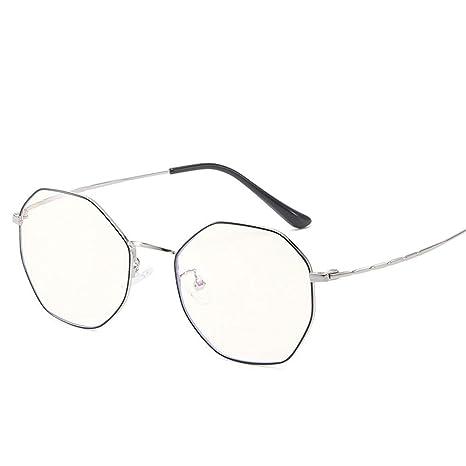Gafas de sol clásicas para mujer para hombre Irregular ...