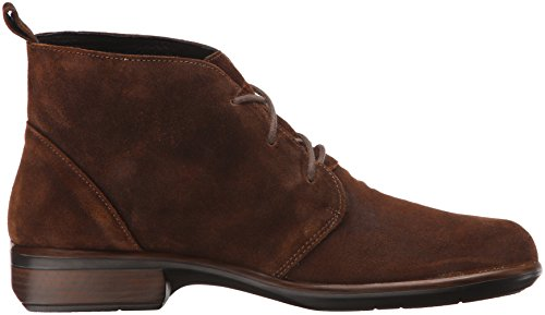 Womens Brown Naot Suede Boots Seal Levanto w0FRBxFz