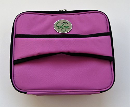 Diabetes Supplies Travel Bag and Organizer - Sport Pink