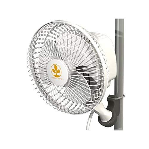 """Secret Jardin Monkey Fan 200mm (8"""") - 20 Watt (Oscillating) Clip-On Fan"""