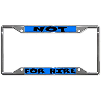 LIFT LIKE A BOSS GYM Metal License Plate Frame Tag Border Two Holes