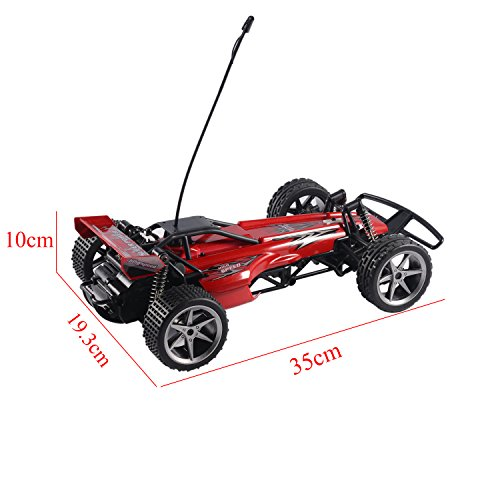 4 Wheel Drive Buggy : Rc car remote control racing buggy high speed