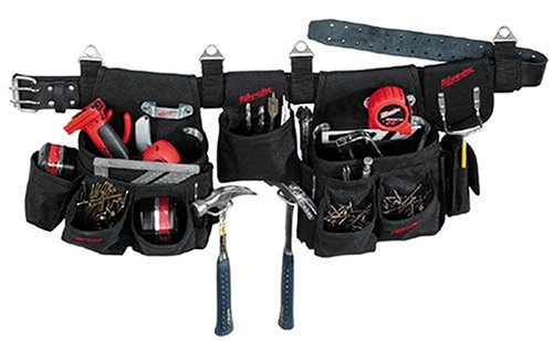 milwaukee 49-17-0195 tool belt: .ca: tools & home improvement