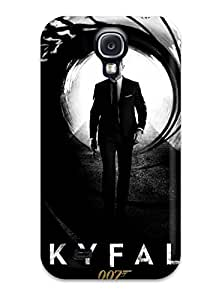 Hot 5211321K35285964 Skyfall 2012 Movie Feeling Galaxy S4 On Your Style Birthday Gift Cover Case