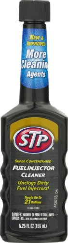 - STP 78575 5-1/4 Oz STP Fuel Injector Cleaner
