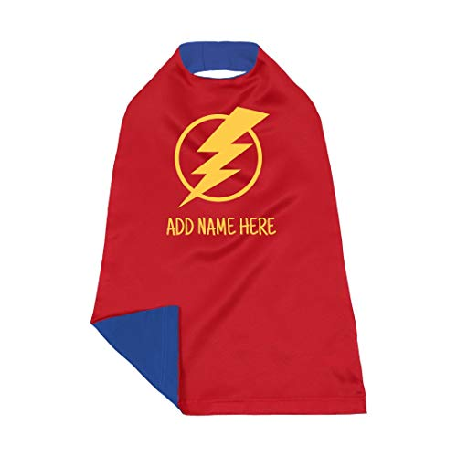 Custom Lightning Bold Superhero Kiddo: Toddler -