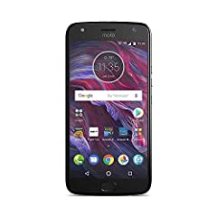 Introducing Moto X4, a phone designed like no other, with the power of Amazon Alexa hands-free. Stay protected from splashes with IP68-rated water resistance. With an advanced 12 MP + 8 MP dual rear camera system, it's made for taking your be...
