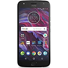 Moto X (4th Generation) - with Amazon Alexa hands-free – 32 GB - Unlocked – Super Black - Prime Exclusive