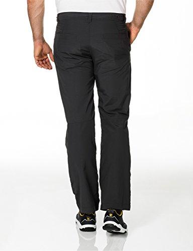 Jack Wolfskin Men's Kalahari Pants, Phantom, Size 46 (US 32) by Jack Wolfskin (Image #2)