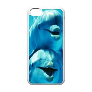 MMZ DIY PHONE CASEDolphins ZLB811699 Personalized Case for ipod touch 5, ipod touch 5 Case
