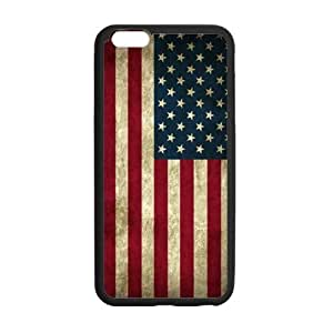 Canting_Good,Flag, Custom Case for iPhone6 Plus 5.5 (Laser Technology)