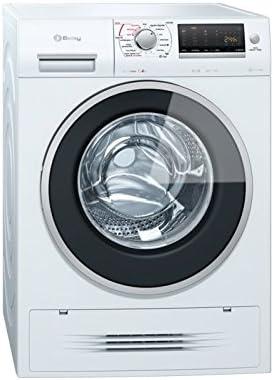 Balay 3TW976BA Independiente Carga frontal A Blanco lavadora - Lavadora-secadora (Carga frontal, Independiente, Blanco, Izquierda, Botones, Giratorio, LED)