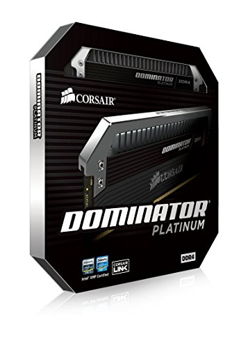 CORSAIR DOMINATOR Platinum 32GB (2x16GB) DDR4 3200 (PC4-25600) C16 for Intel 100 by Corsair (Image #4)