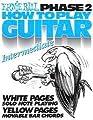 Ernie Ball How To Play Guitar Phase 2 Book from Ernie Ball Music Man
