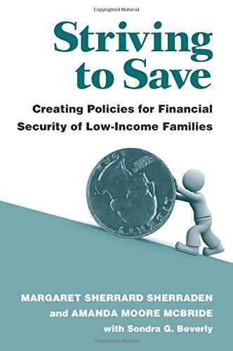 Download Striving to Save: Creating Policies for Financial Security of Low-Income Families ebook