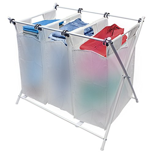 Sorbus Folding Laundry Foldable Removable