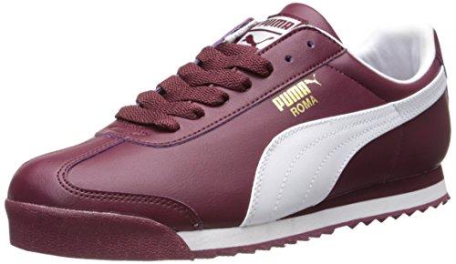 Puma - Zapatillas para hombre Zinfandel/White