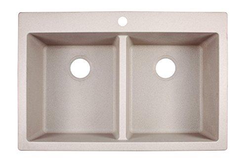 Granite Kitchen Sink Champagne - Franke DIG62D91-CHA Primo 33
