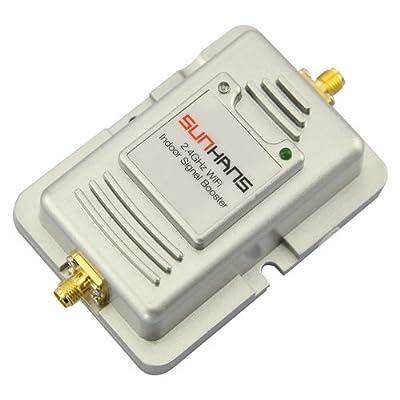 Sunhans Sh-2000 2000mw Wireless Signal Repeater 33dbm Wifi Signal Booster 2w