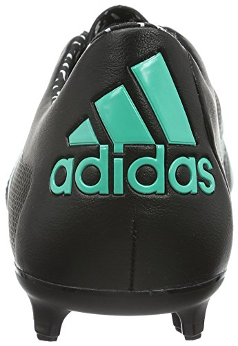 Mint Calcio X shock Scarpe White Da 15 ag Fg Nero Uomo ftwr Leather Adidas Black core 1 AUwxdU6
