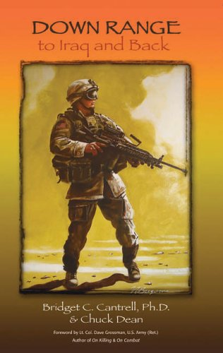 Cover of Down Range: To Iraq and Back