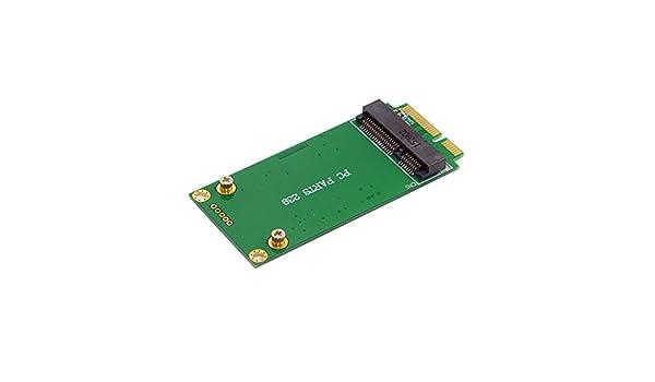 3 x 5 cm Adaptador mSATA de 3 x 7 cm Mini SATA SSD para ASUS EEE ...