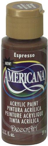 DecoArt Americana Acrylic 2 Ounce Espresso