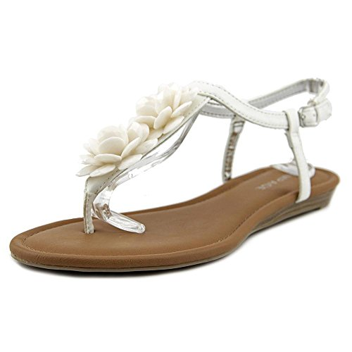 Open Casual Womens Dandylion Toe Rampage White qxAw0fTE