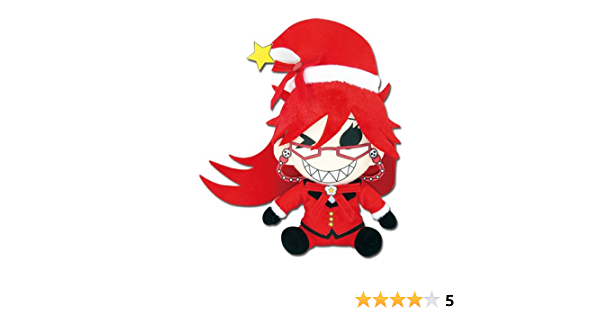 Plush Grell Christmas Tree Soft Doll Toys New ge52789 by Black Butler Black Butler