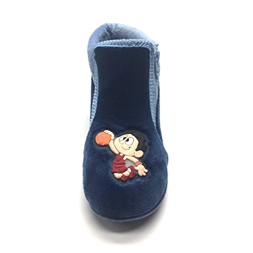 Blue Gezer Boys' Slippers Blue Slippers Boys' Gezer 4SwP4d