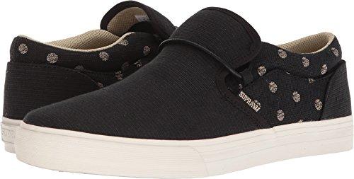 Supra Cuba Sneaker Zwart / Mojave-bone