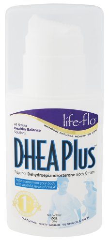 Life-Flo soins de santé - Dhea Plus Crème, 2 oz de crème
