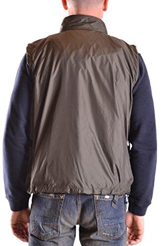 Aspesi Homme MCBI150175O Vert Polyester Gilet