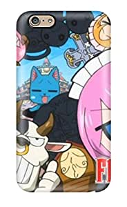 New Arrival Cover Case With Nice Design For Iphone 6- Fairy Tail