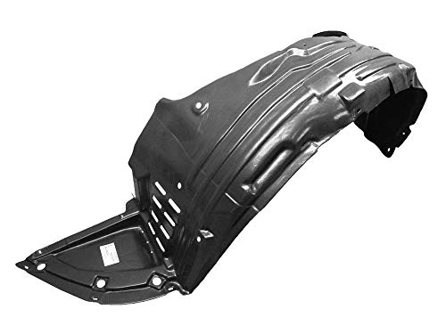 KA Depot for Maxima 2009-0014 63843ZX70A NI1248119 Front Driver Left Side Fender Liner Inner Panel Plastic Guard Shield
